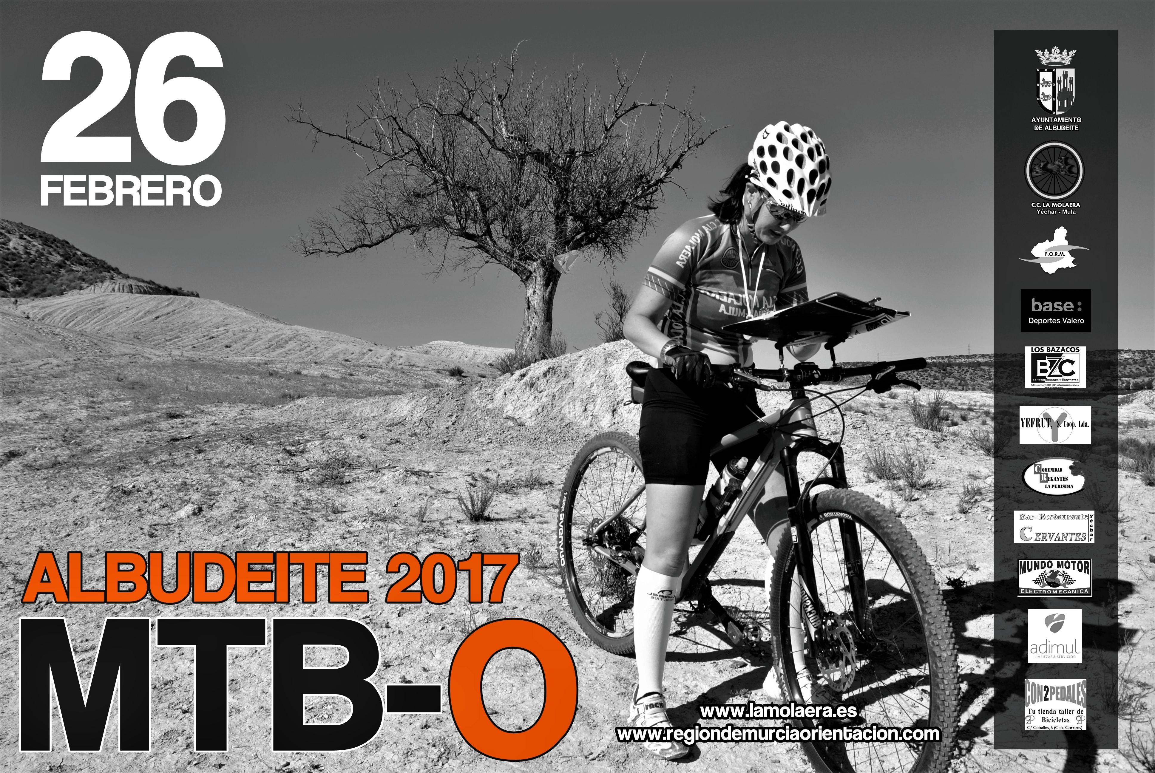 Bike Orientación de Albudeite